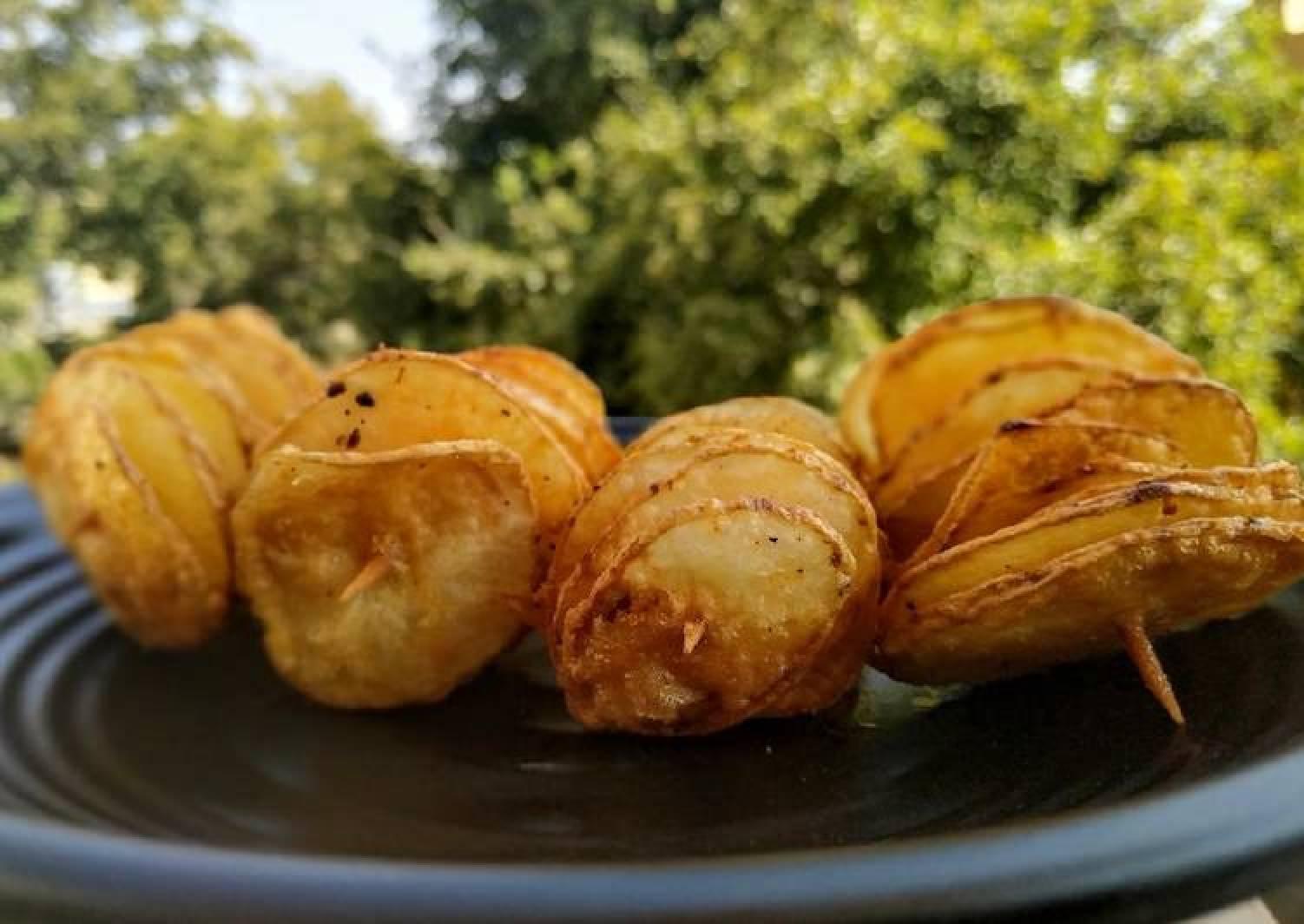 Peri peri potato twist