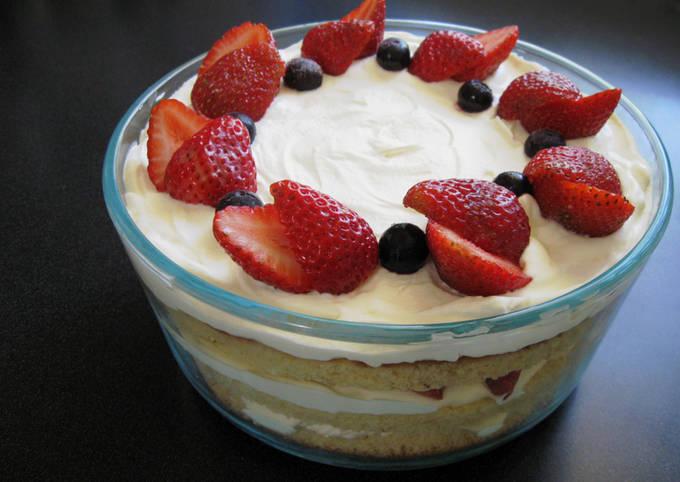 Recipe of Ultimate Scoop Cake