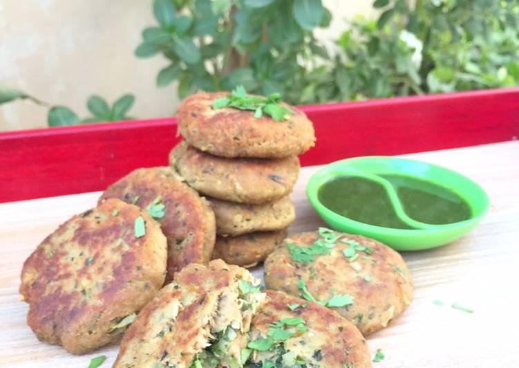 Beef Shami Kebabs