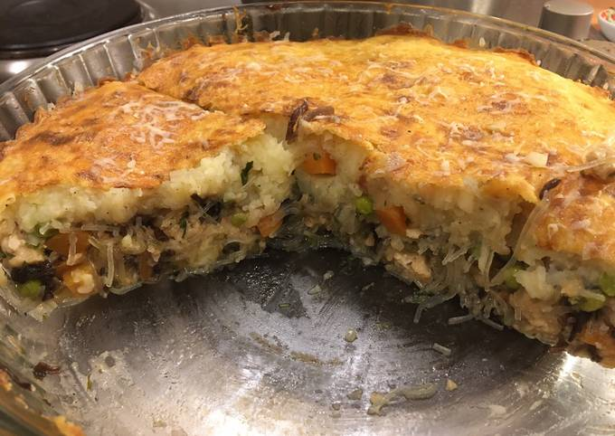 Grandma Liem's Pastel Tutup (Indonesian Cottage Pie) Recipe