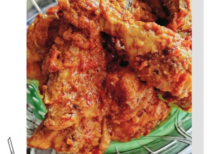 Ayam Bakar Taliwang