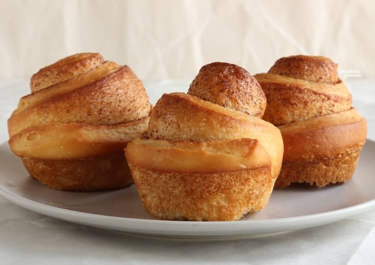 Recipe of Award-winning Cinnamon Sugar Bun