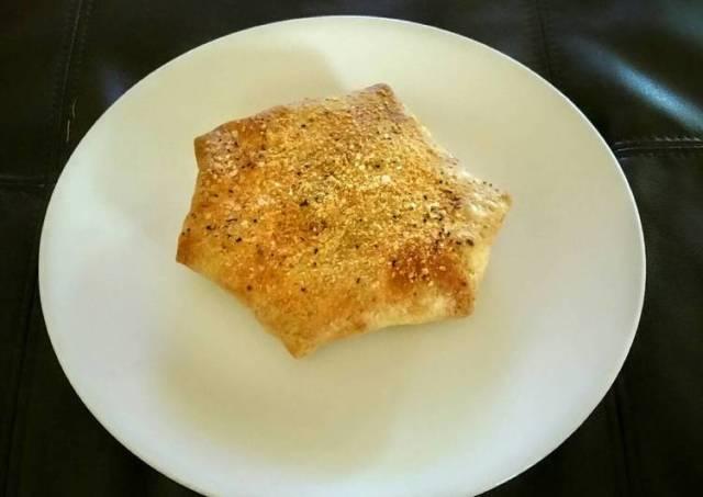 Rotisserie Chicken Parmesan Crunchwrap