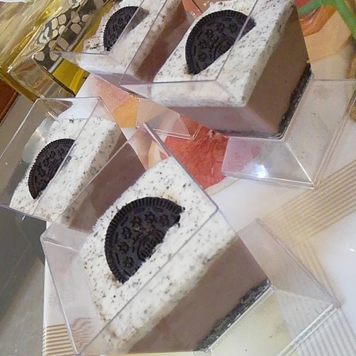 Orea Custard Dessert