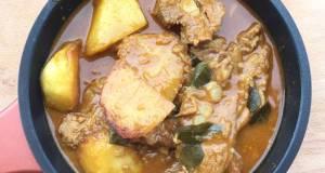 Soft Pork Rib And Potato Curry