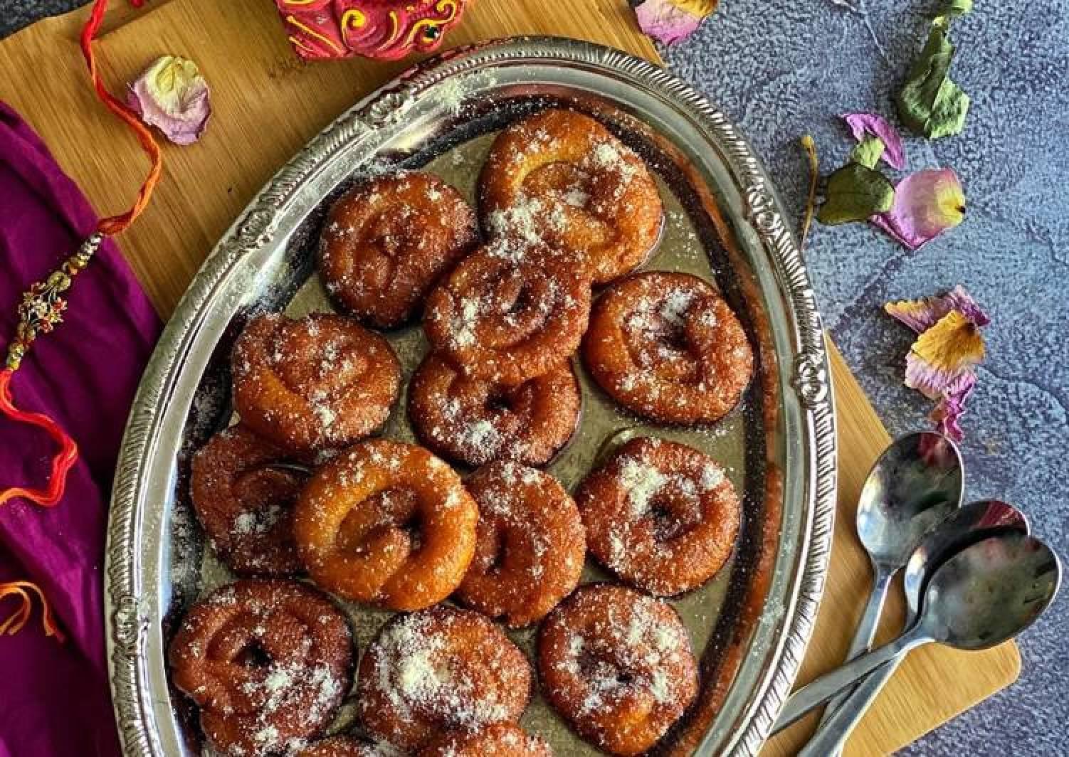 Chanar Jilipi Recipe
