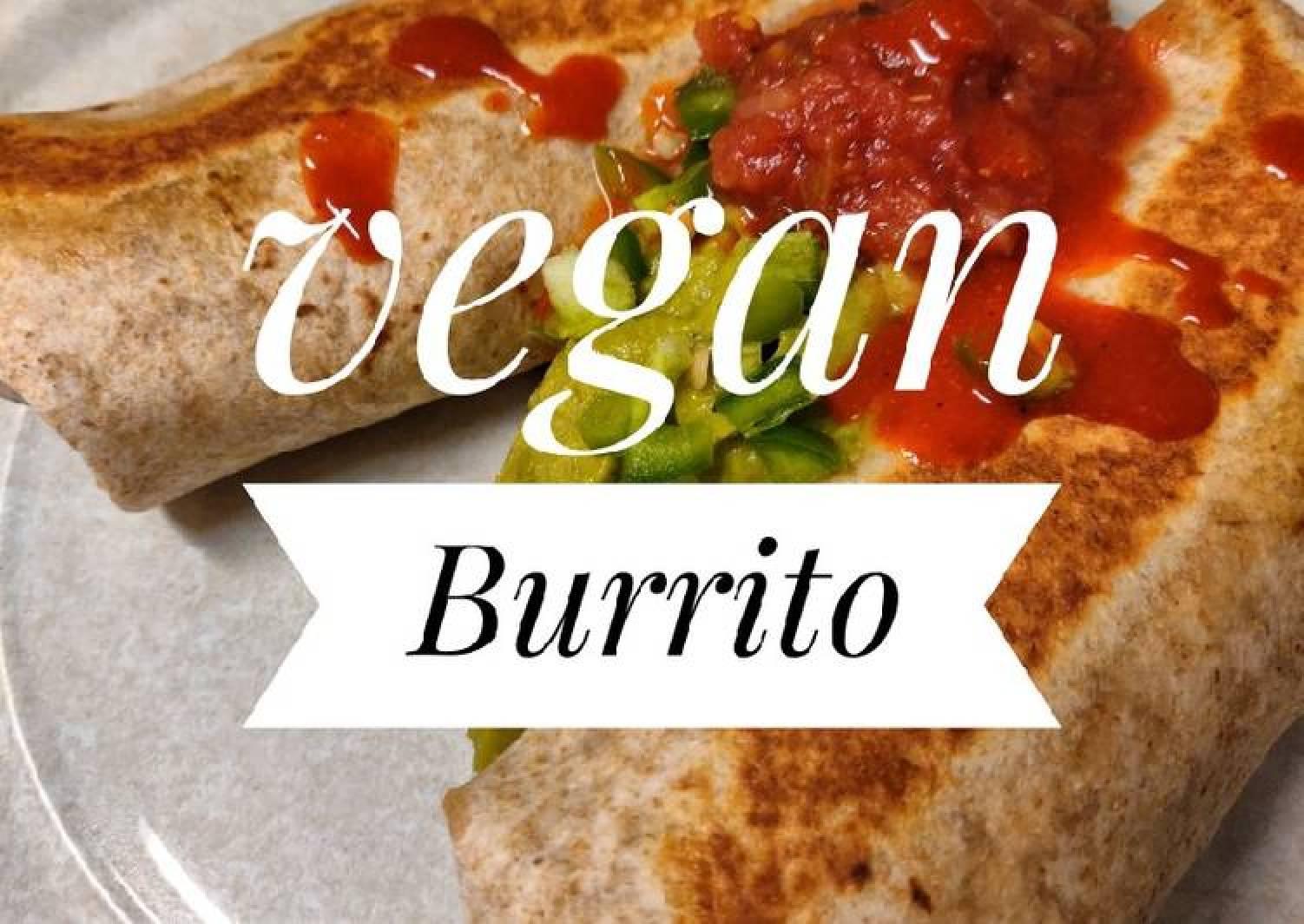 Vegan Burrito🌯