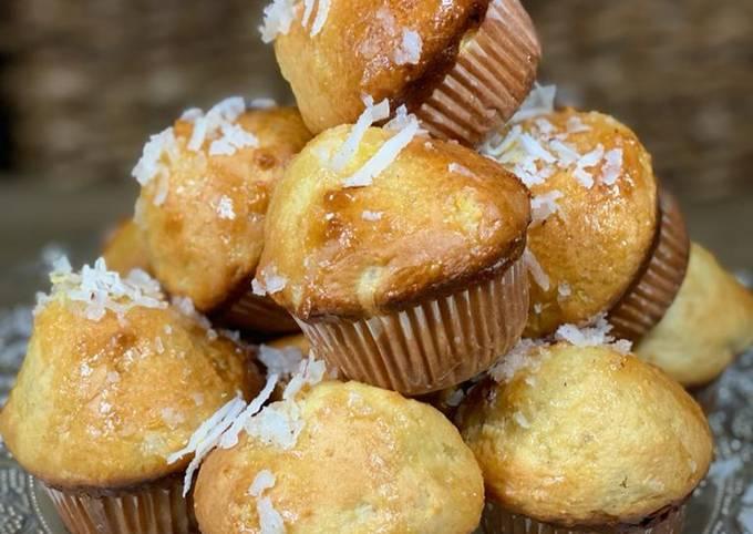 Lemon Muffins 🧁