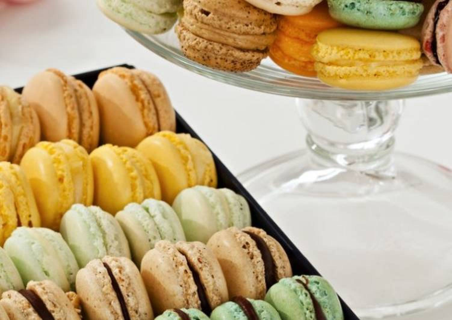 Macaroons with the Thermomix