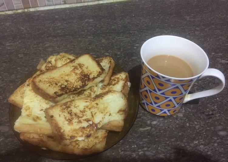 Recipe of Gordon Ramsay French Toast