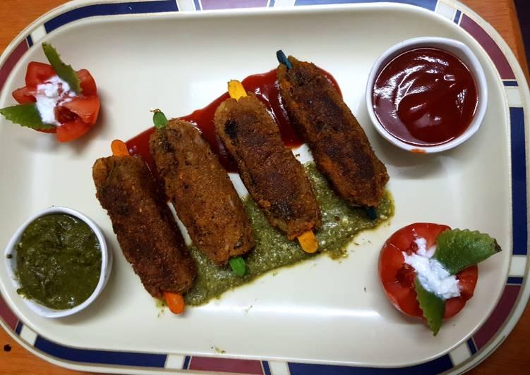 Vegetable Seek Kebab