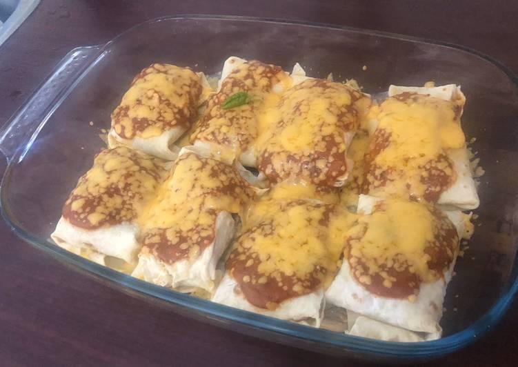 Step-by-Step Guide to Make Favorite Enchiladas