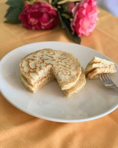 Receta de las tortitas de Matilda