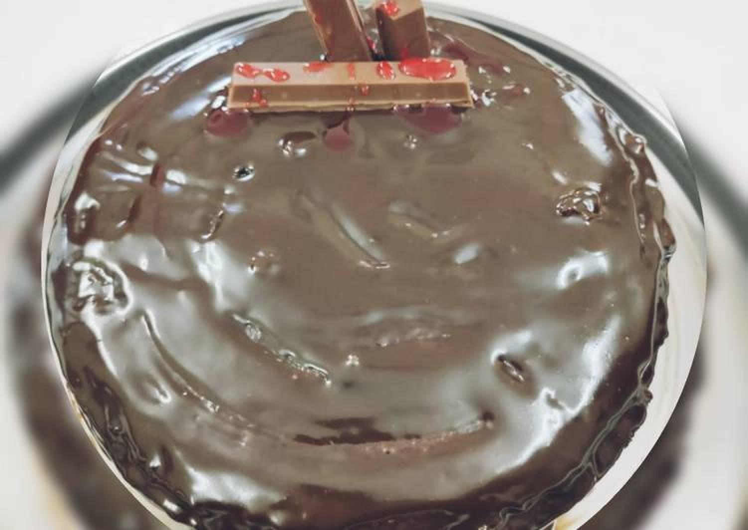 Choco 🍫 Truffle Cake 🎂