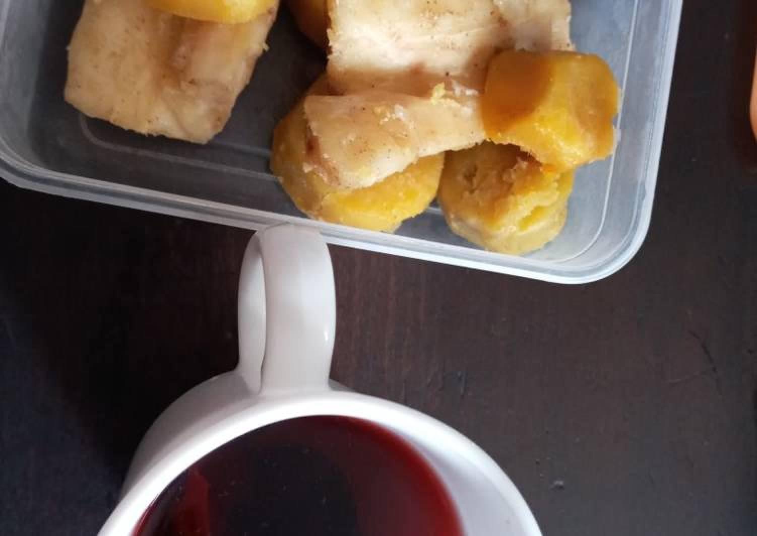 Cassava and sweet potato