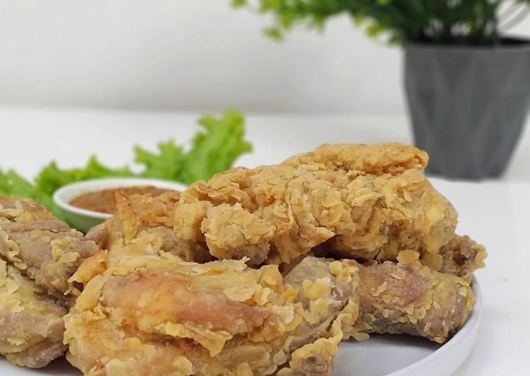 Ayam Kentucky Sambel Pecel Lele