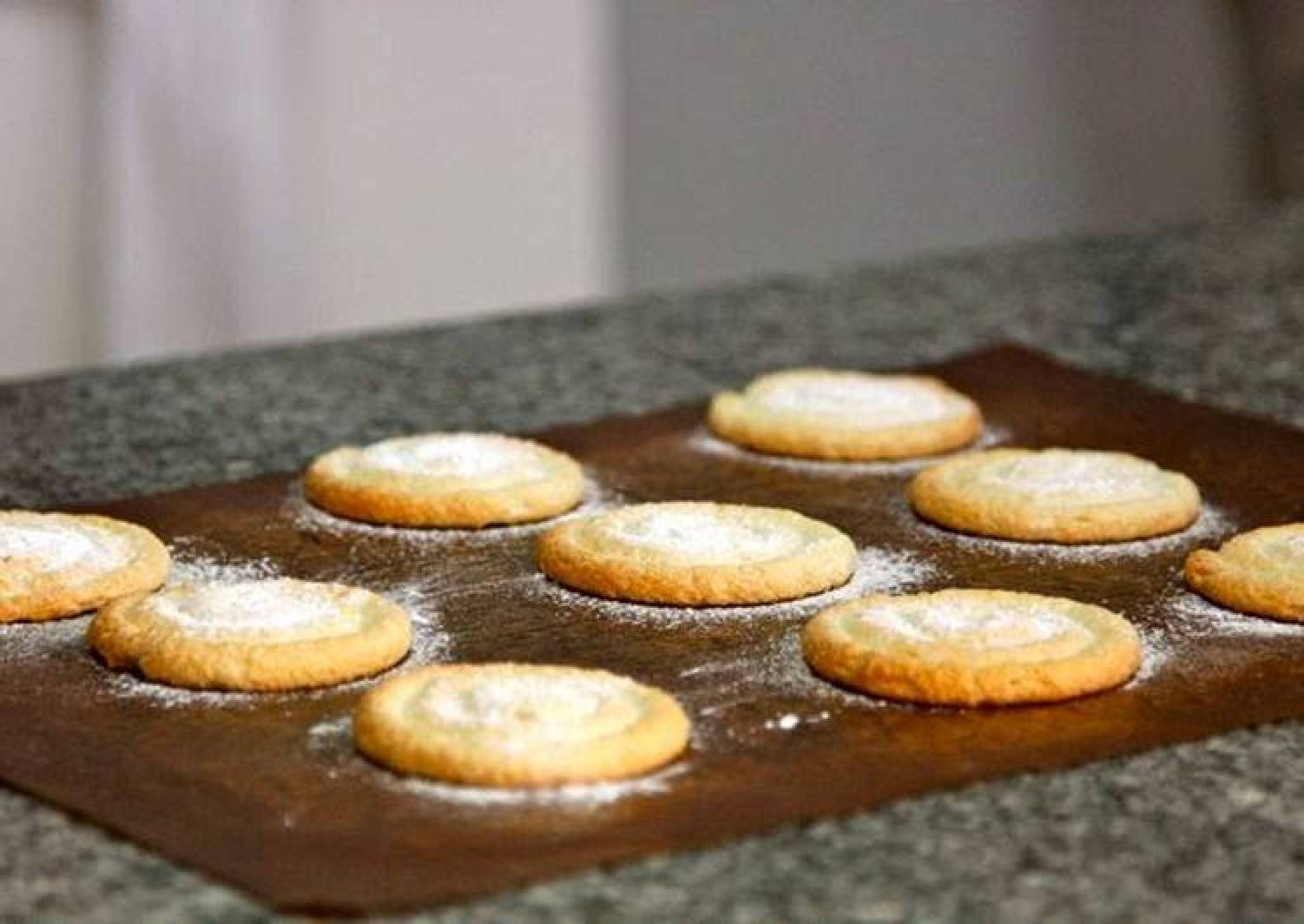 Thermomix Mascarpone biscuits