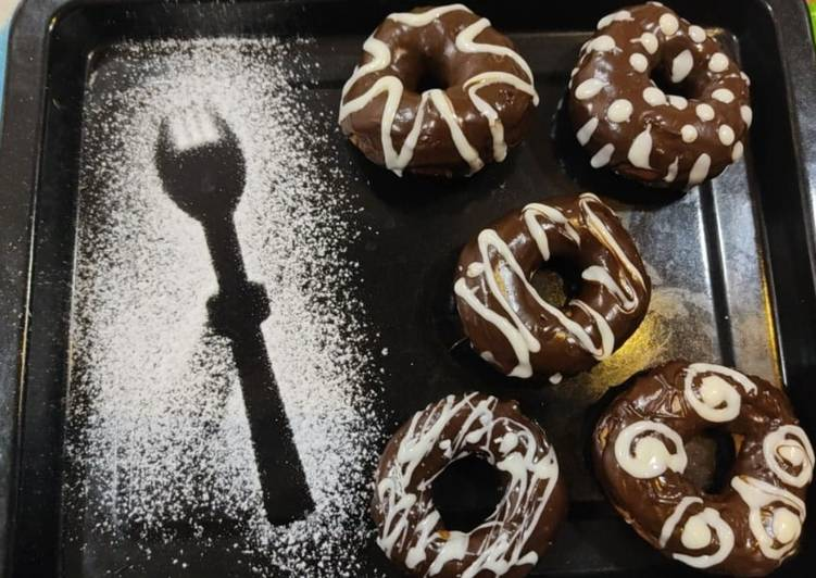 Chocolatey Donuts