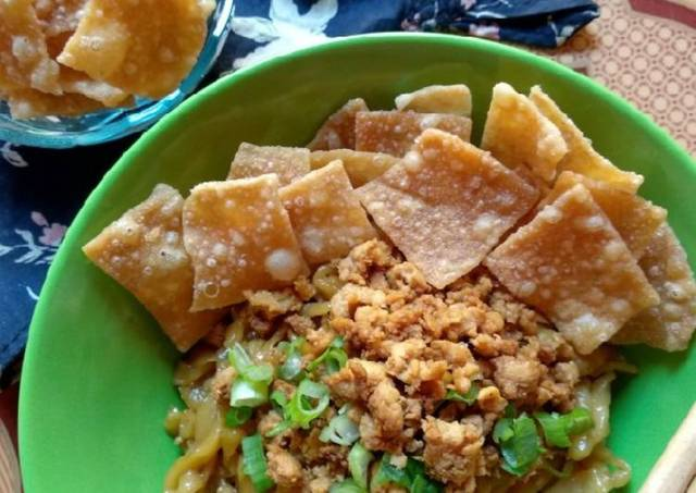 Mie Ayam Bangka