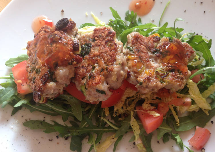 Simple Way to Prepare Quick Turkey and Sweetcorn Fritters