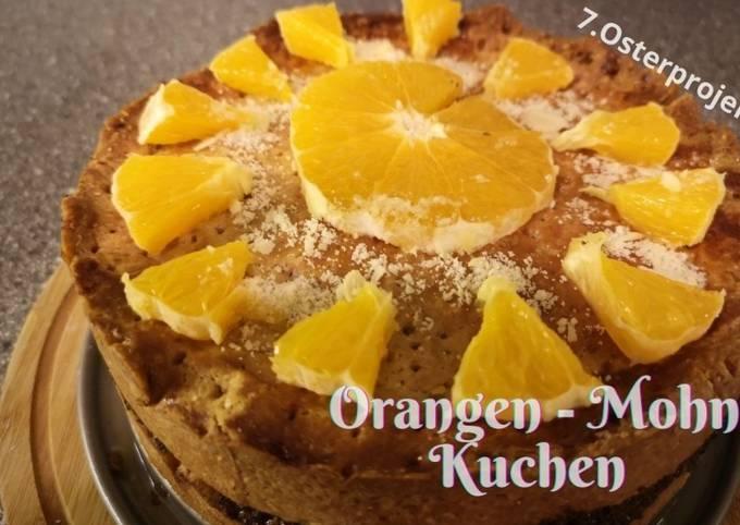 wie man Um Preisgekrönte Orangen Mohn Kuchen 7osterprojekt21 YouTube Coop zuzubereiten