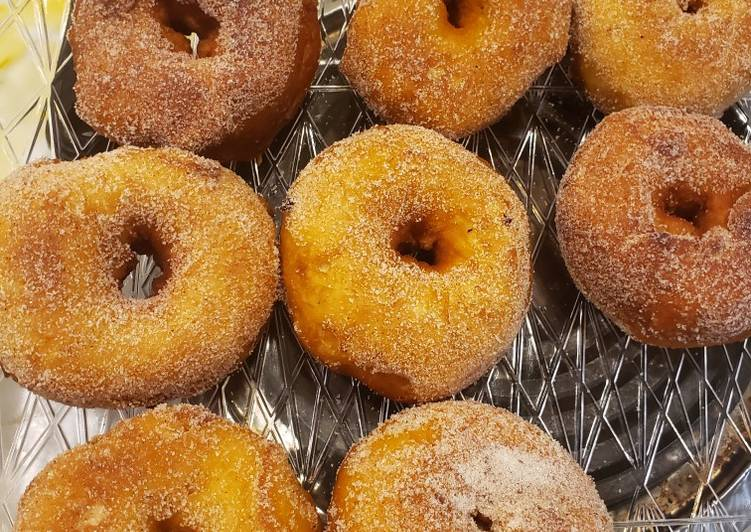 Easy peasy donuts