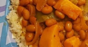 Chef Zees Dominican Style Stew Beans