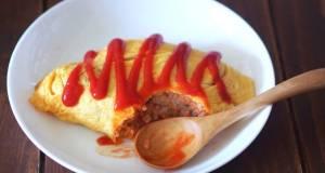 Omurice Japanese Omlet Rice