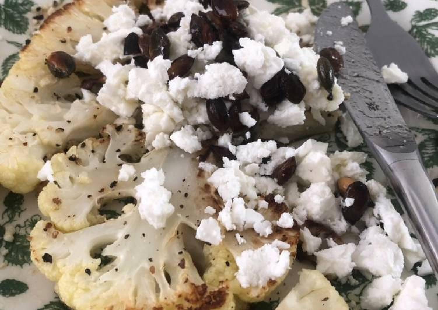 Cauliflower & feta