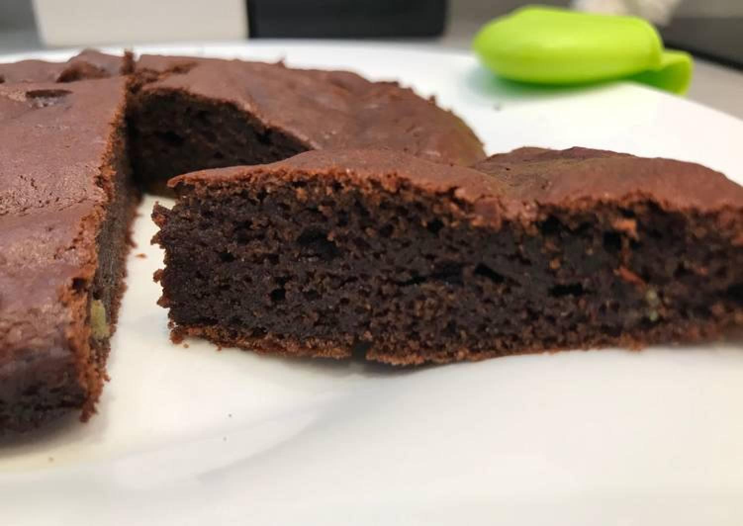 Avocado Brownie (Sugarless)