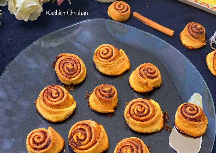 Step-by-Step Guide to Make Speedy Easy Cinnamon Rolls