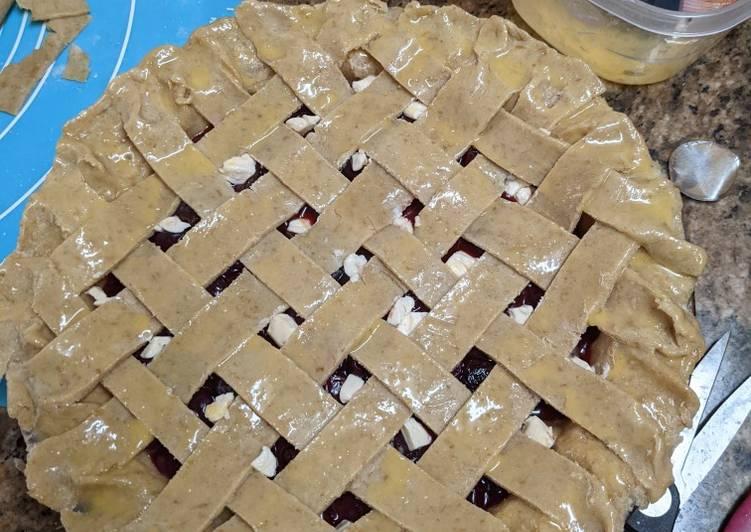 Plant-Based Pie Crust