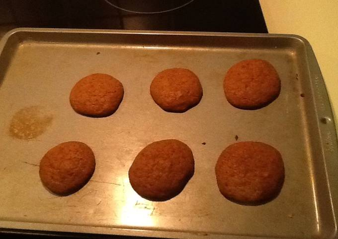 Easiest Way to Prepare Homemade Fully Hacked Peanut Butter Cookie (Gluten Free/Low Fat/Carb)