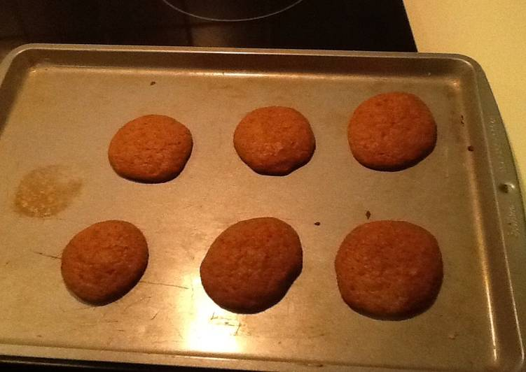 Fully Hacked Peanut Butter Cookie (Gluten Free/Low Fat/Carb)