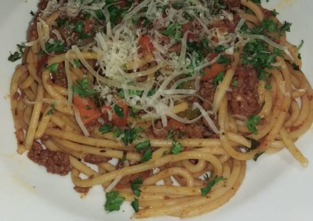 Classic Ragù with Pasta