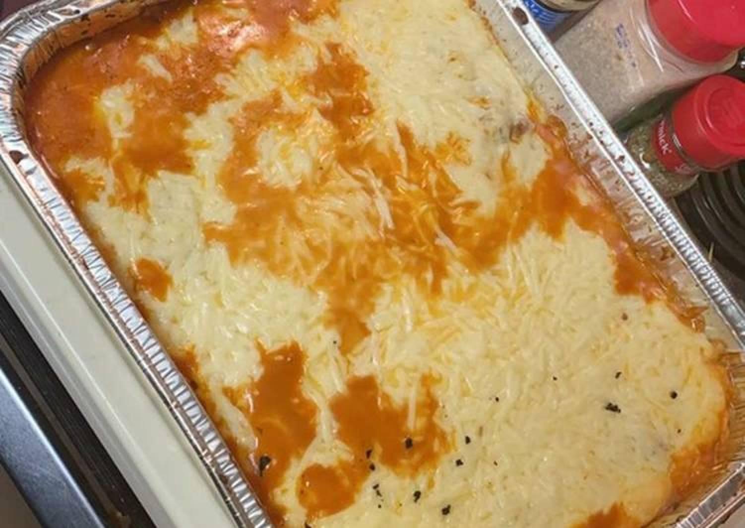 Smoked Venison Spaghetti