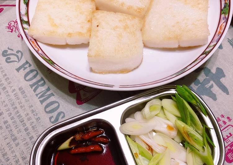 Hsuan Yu 發表的 豬油煎蘿蔔糕 食譜 - Cookpad