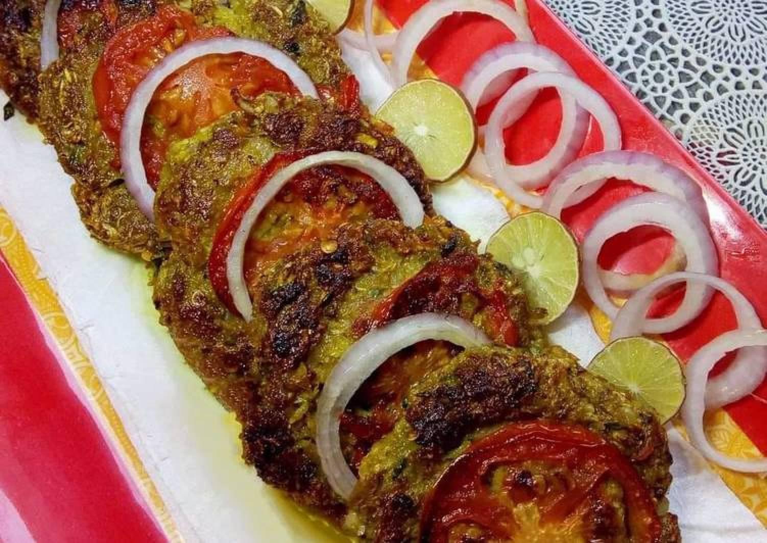 Lauki ke chapli kabab
