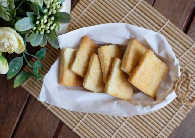 Bagelan Roti Kering Praktis