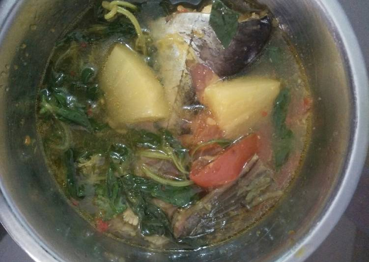 Resep Pindang patin Favorit