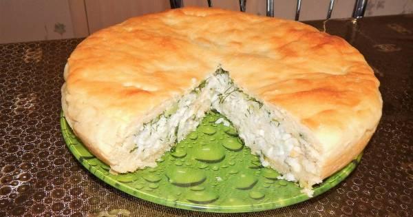 Постный рыбный пирог - пошаговый рецепт с фото. Автор ...