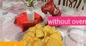 TEA CAKE WITHOUT OVEN/without butter