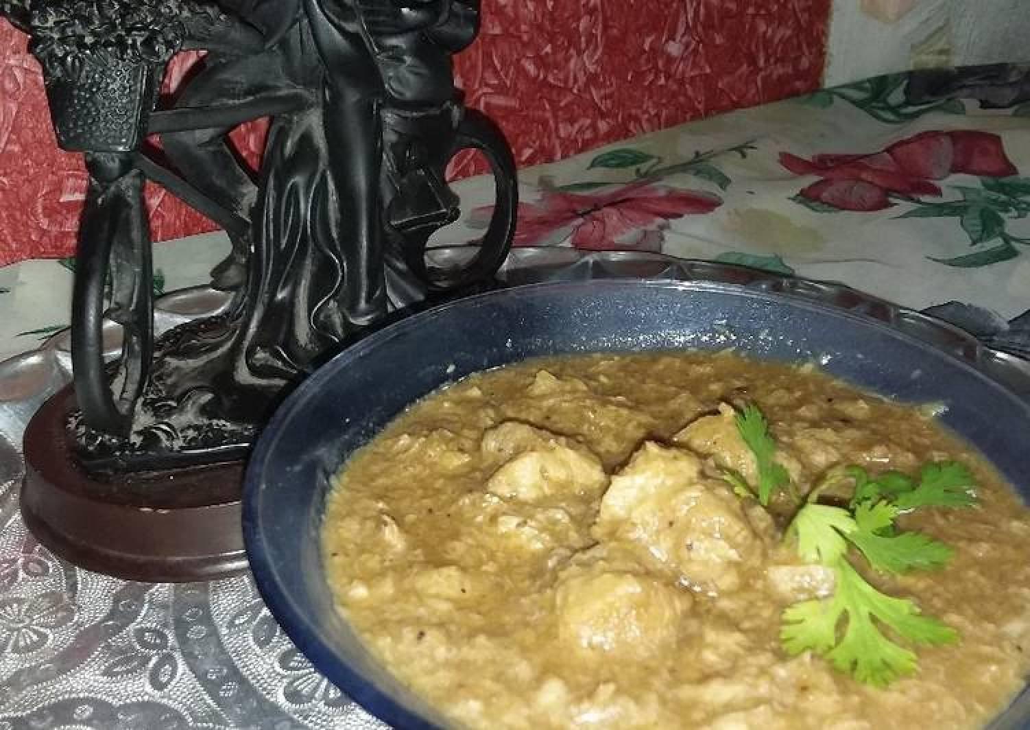 Soyabean soup