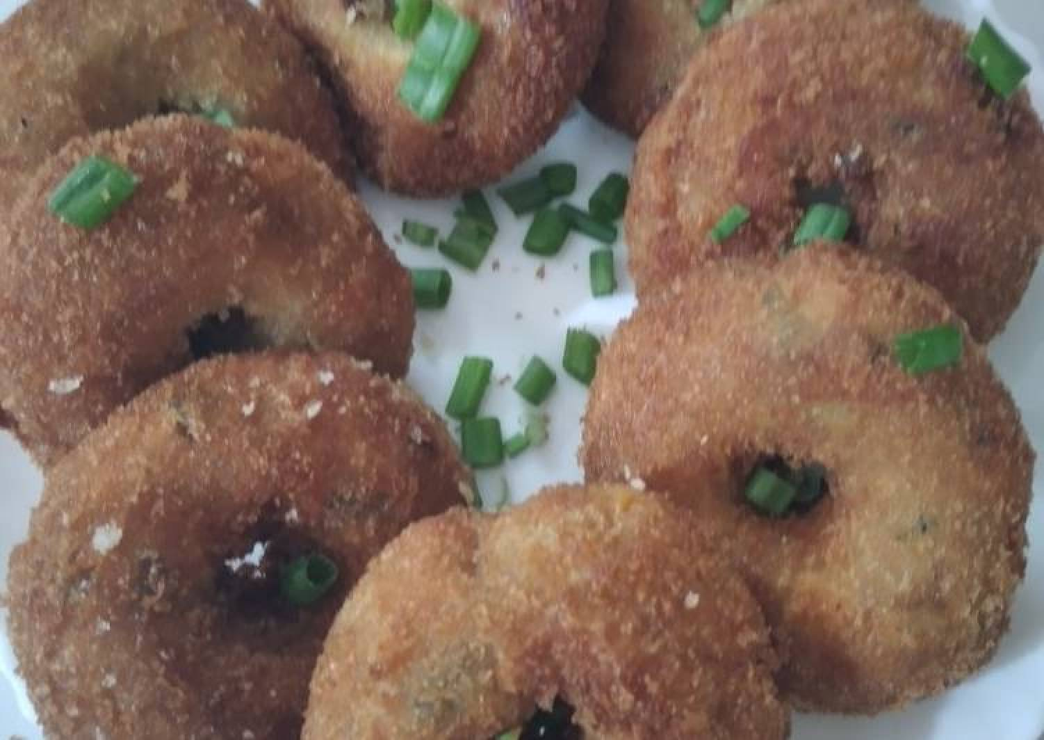 Potato doughnut