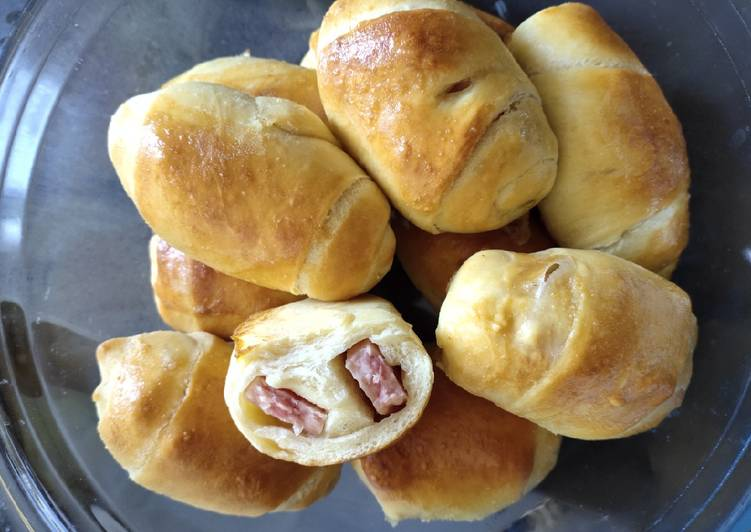 Less Sodium Ham Luncheon Bread