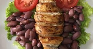 Chicken Red Bean Salad