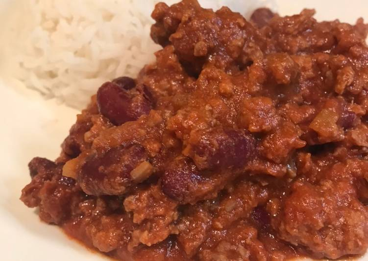 Quick weeknight chilli con carne, Finding Nutritious Fast Food