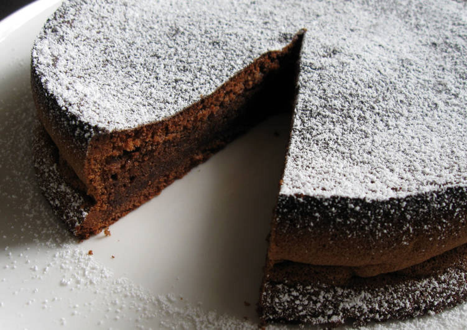 My 'Gateau Au Chocolat'