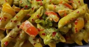 Diet Green Pasta