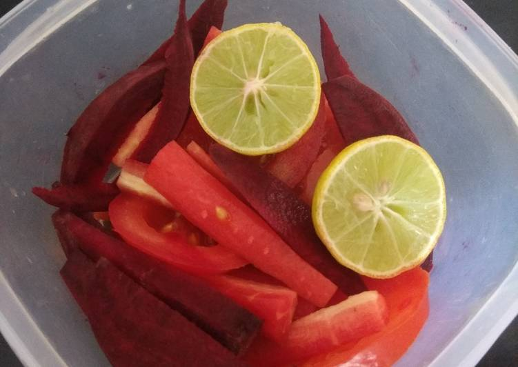 How to Prepare Quick Healthy beetroot salad